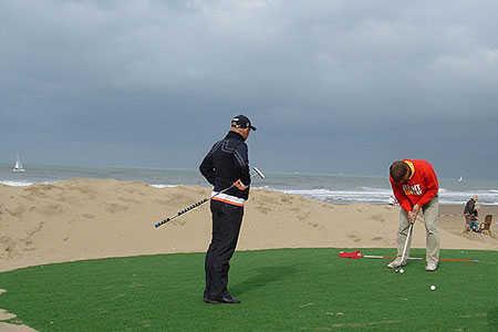 Myview Golf beach golf
